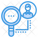 People Recruitment Chosen Icon