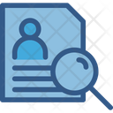 Recruitment Human Resource Employment Icon