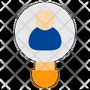 Search Hiring Recruitment Icon