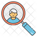 Recruitment Process Icon