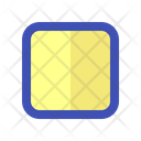 Rectangle Page Home Icon