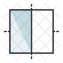 Rectangle Design Tool Icon