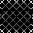 Rectangle Rect Figure Icon