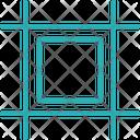 Rectangle Tool Shape Icon