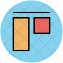 Rectangle Tool Two Icon