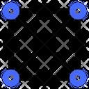 Rectangle Draw Icon