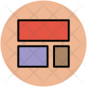 Rectangles Layers Boxes Icon