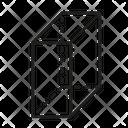 Rectangular Box Rectangular Box Design Rectangular Shape Icon