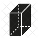 Rectangular Box Icon