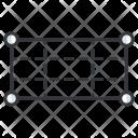Rectangular grid Icon