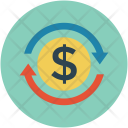 Dollar Money Payment Icon