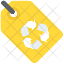 Recyclable Tag Icon