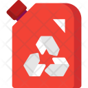 Recycle Fuel Icon