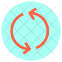 Recycle Refresh Sync Icon
