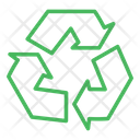 Recycle Ecology Reuse Icon