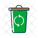 Recycle Recycling Bin Icon