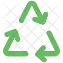 Recycle Symbol Ecology Icon