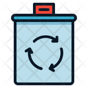 File Recycle Bin Icon