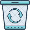 Recycle Bin Clean Icon