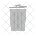 Recycle Bin Dustbin Icon