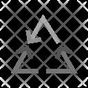 Recycle Arrow Icon