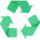 Recycle Trash Recycling Icon