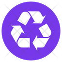 Recycle Reprocess Reuse Icon