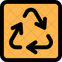 Recycle Trash Ecology Icon