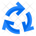 Recycle Cycle Direction Icon