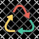 Recycle Eco Arrow Icon