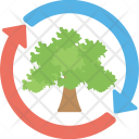 Eco Recycle Ecology Icon