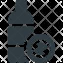 Recycle Pet Plastic Icon
