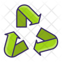 Recycle Reuse Sign Icon