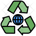 Recycle Recycling Recyclable Icon