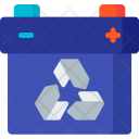 Recycle Battery Icon