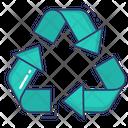Recycle Arrows Recycle Arrows Icon