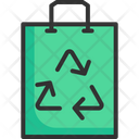 Bag Recycle Ecology Icon