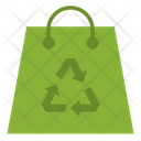 Recycle Bag Paper Bag Eco Friendly Bag Icon