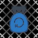 Bag Envelope Restore Icon