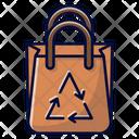 Eco Bag Plastic Bag Icon