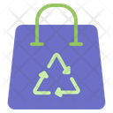 Recycle Bag Recycling Ecology Icon
