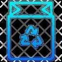 Recycle Bag Garbage Bag Garbage Icon