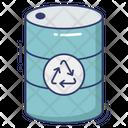 Recycle Barrel Barrel Oil Barrel Icon