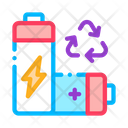 Battery Environment Nature Icon
