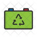 Recycle Battery Battery Power Icon