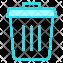 Bin Delete Recycle Icon