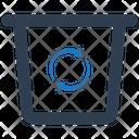 Bin Delete Garbage Icon