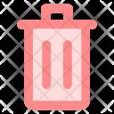 Delete Garbage Recycle Icon