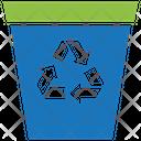 Recycle Bin Dustbin Bin Icon