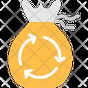 Dustbin Recycle Bin Reuse Icon